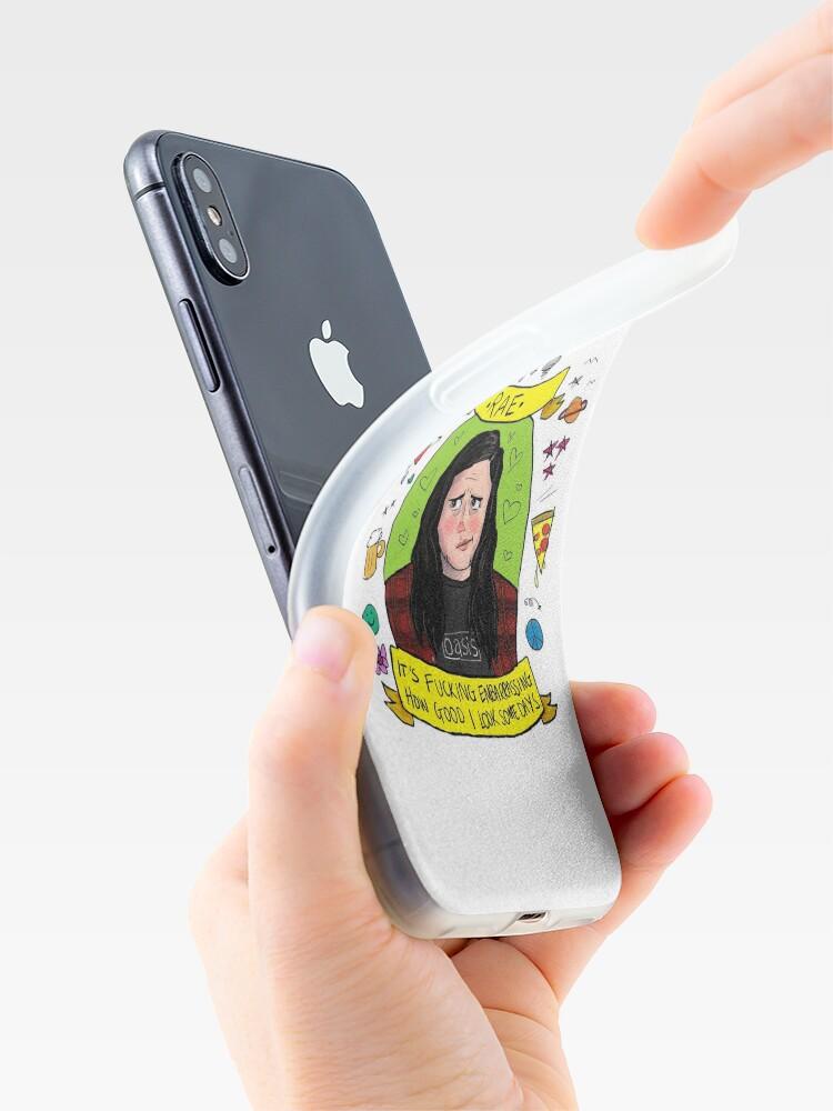 "Alternative Ansicht von Rae aus ""My Mad Fat Diary"" iPhone-Hülle & Cover"