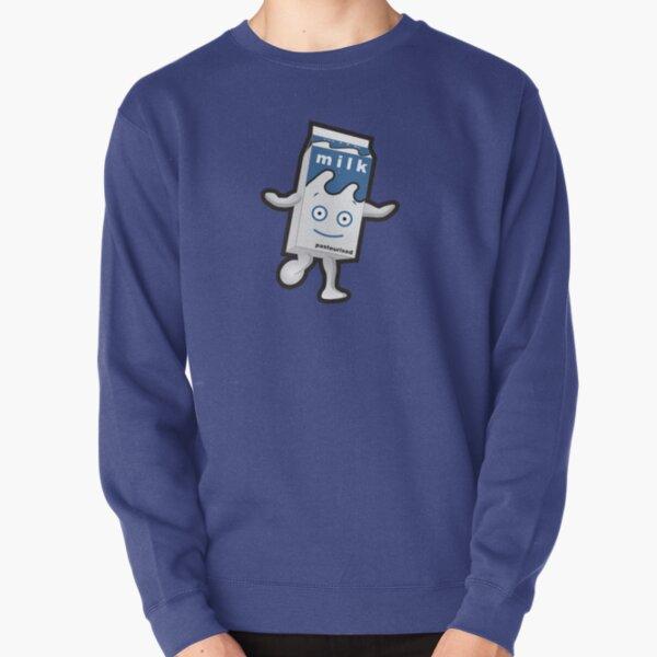 Blur - Milky Pullover Sweatshirt