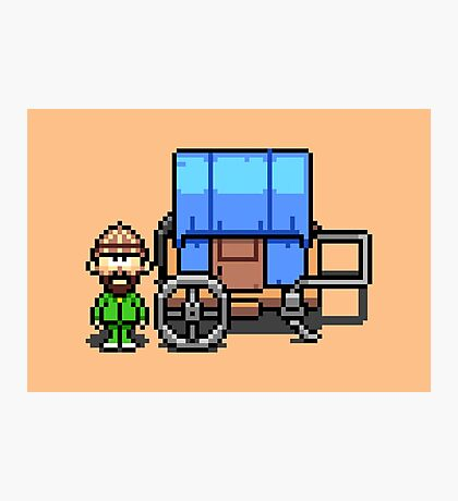 Item Guy - Mother 3 Photographic Print