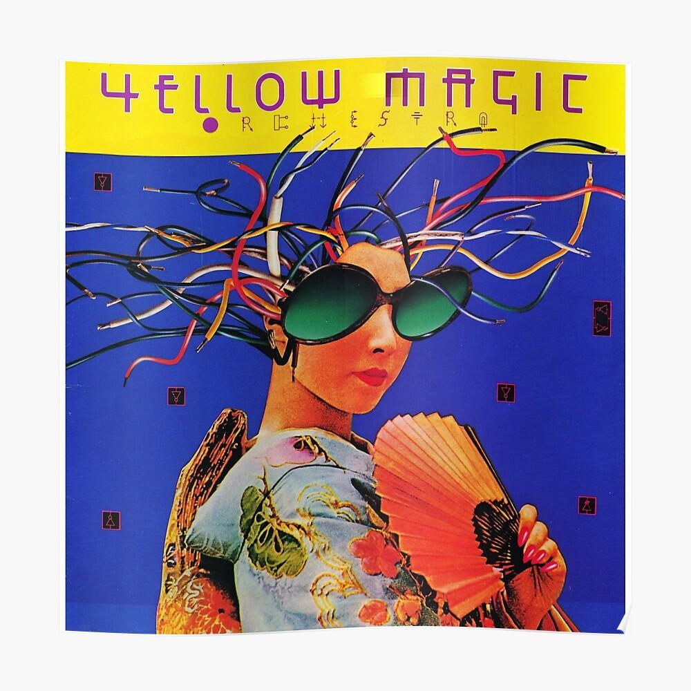 Gelbes magisches Orchester - Debüt Poster
