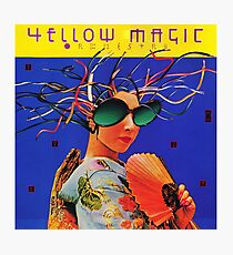 Yellow Magic Orchestra - Debut Photographic Print