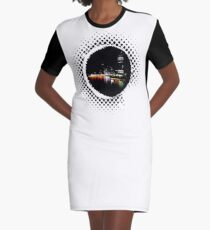 Brisbane City - Australia Graphic T-Shirt Dress