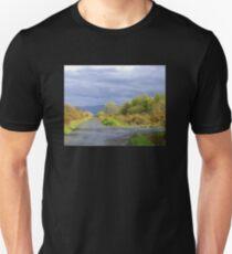 Rain Clouds And Gorse.................................Ireland T-Shirt