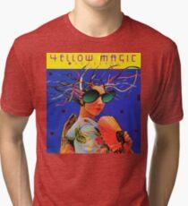 Yellow Magic Orchestra - Debut Tri-blend T-Shirt