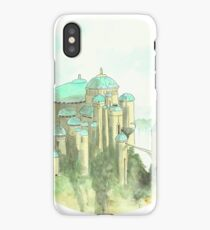 Theed Royal Palace, Naboo, Star Wars iPhone Case