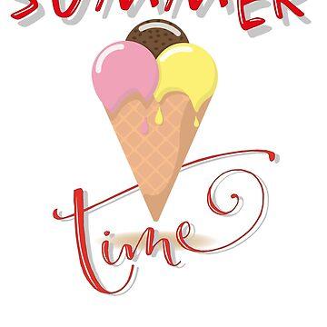Summertime by victoriaArt