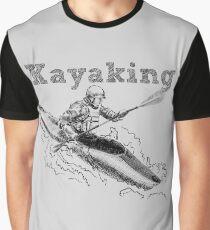 Kayaking Graphic T-Shirt