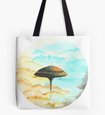 Cloud City on Planet Bespin, Star Wars Tote Bag