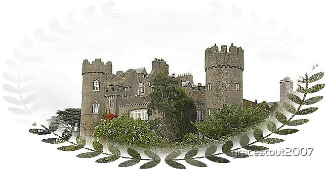 IRISH CASTLE by gracestout2007