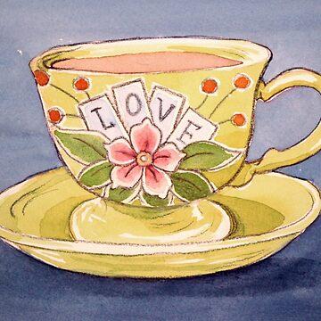 Cuppa Love by Artsez