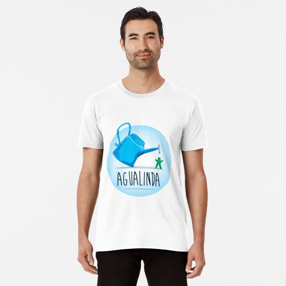 Agua Azul  Premium T-Shirt