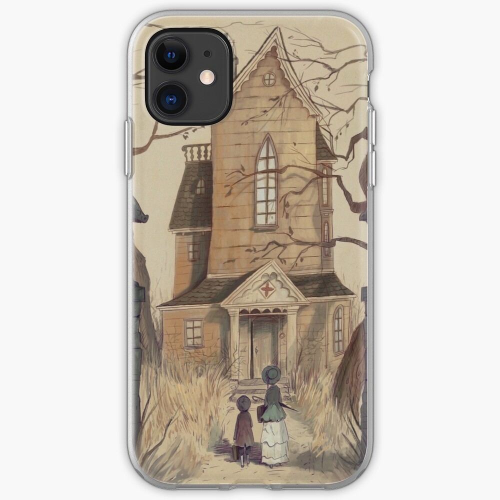 The Silent House iPhone Case & Cover