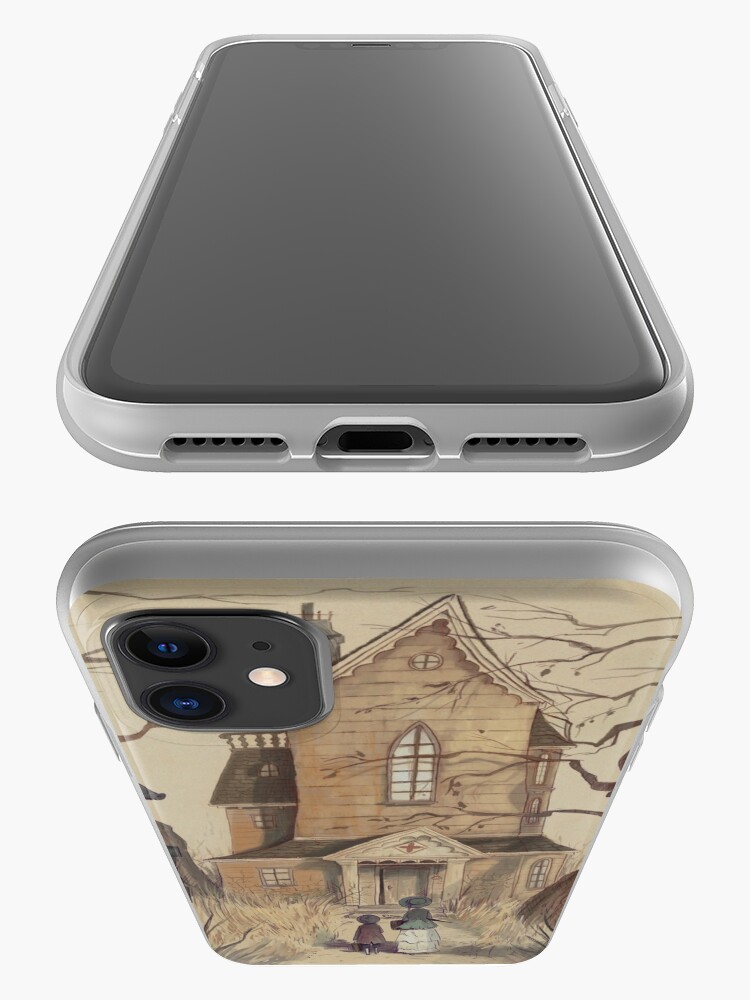 Alternate view of The Silent House iPhone Case & Cover