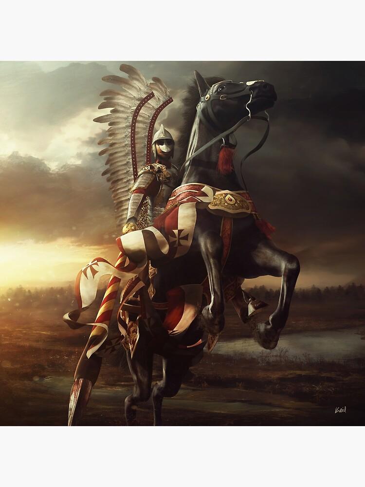 Hussar by przemeknawrocki
