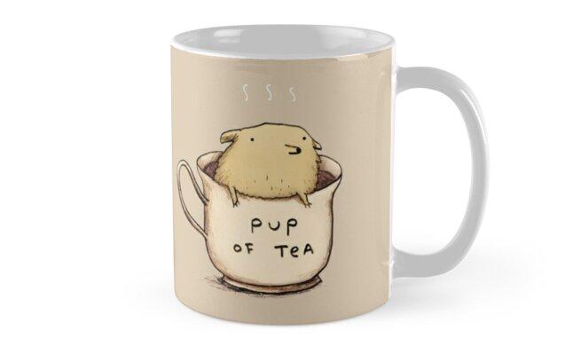 Pup of Tea by Sophie Corrigan