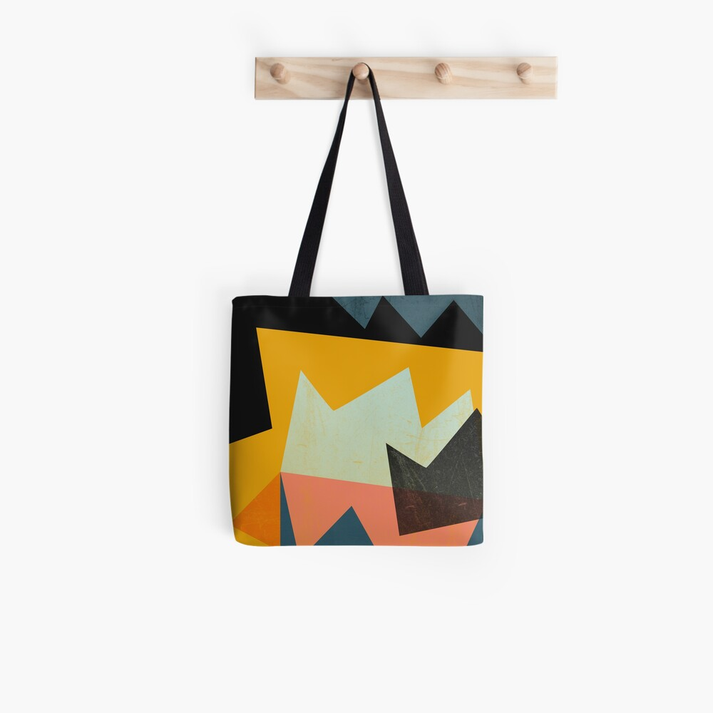 Graphic #5 Tote Bag