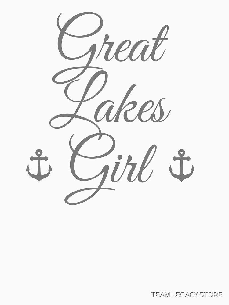 Great Lakes Girl by KenRitz