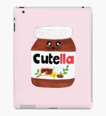 "Cute Nutella AKA ""Cutella"" iPad Case/Skin"