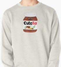 "Cute Nutella AKA ""Cutella"" Pullover"