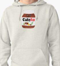 "Cute Nutella AKA ""Cutella"" Pullover Hoodie"