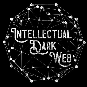 Intellectual Dark Web T-shirt connection grid of minds by Intune