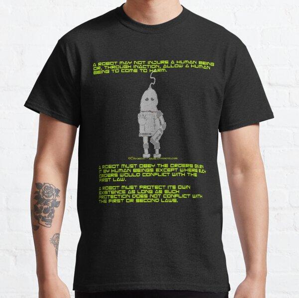 Robotic Laws T-shirt classique