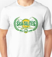 Traditionelles Ska-Orchester Unisex T-Shirt