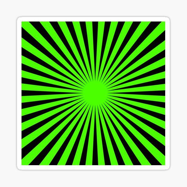 Green Harmony Sticker