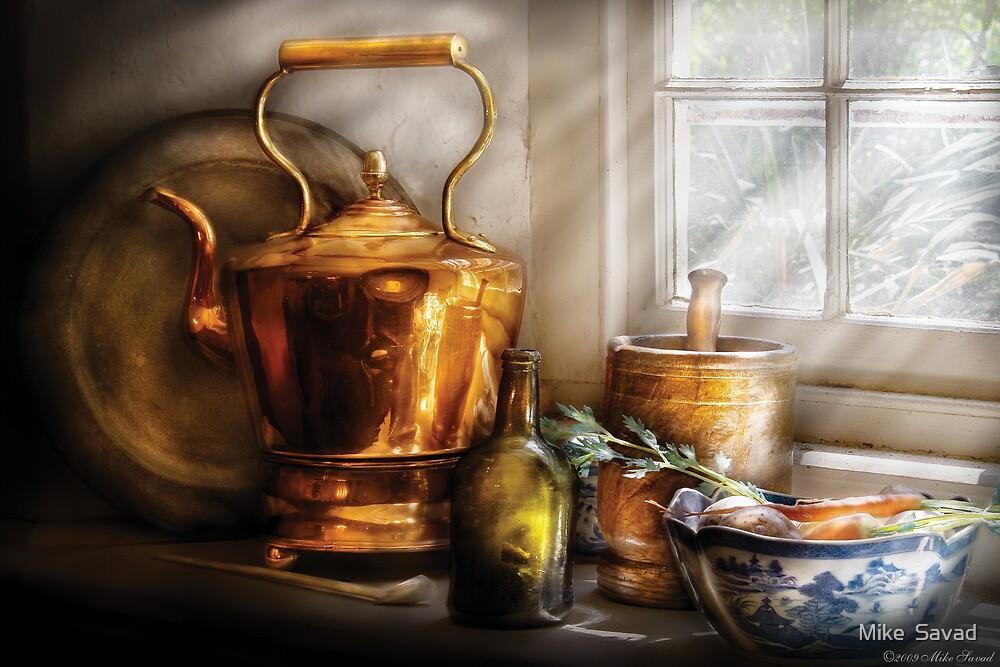 Cherished Memories by Michael Savad