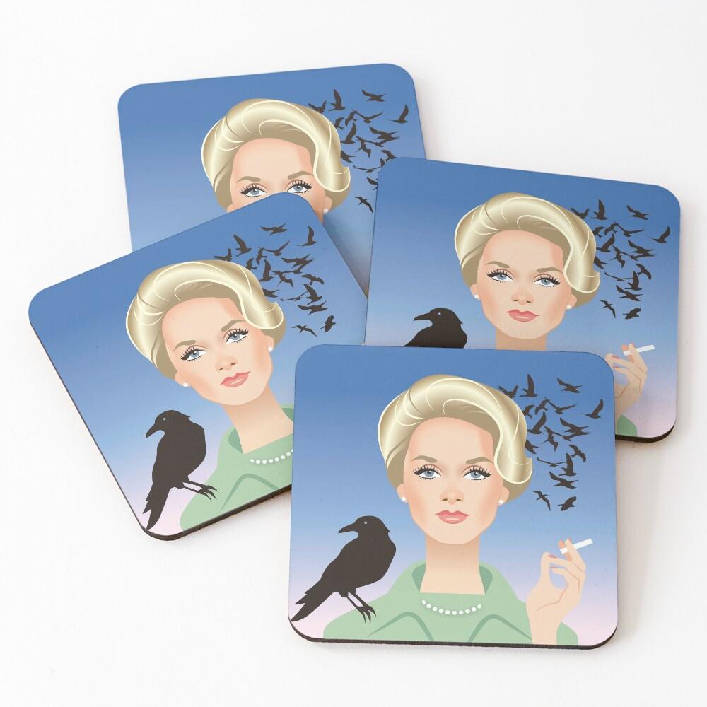 Tippi Coasters (Set of 4)