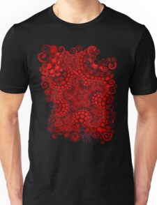 Mosaic Fractal Unisex T-Shirt