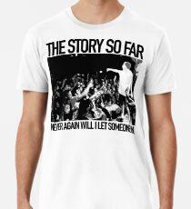 TSSF - Nie wieder werde ich jemanden reinlassen. Premium T-Shirt