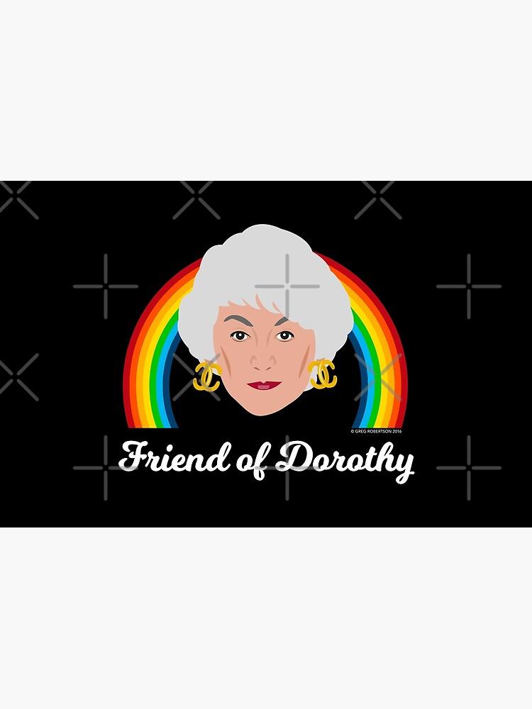 Friend of Dorothy by gregs-celeb-art