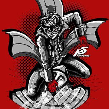 Joker kakkoii!! by AlexRoivas