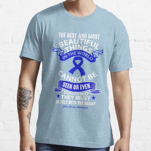 Colon Cancer Awareness T Shirts Redbubble