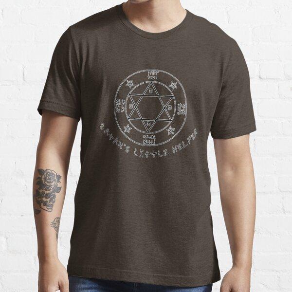 Satan's Little Helper Essential T-Shirt