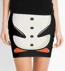 Penguin suit - tie bow tie Antarctic Cool ice cream Mini Skirt