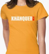 KHANQUER Women's Fitted T-Shirt