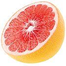 Half of grapefruit by 6hands