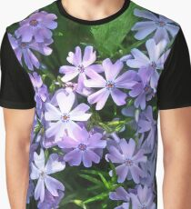 Periwinkle Graphic T-Shirt