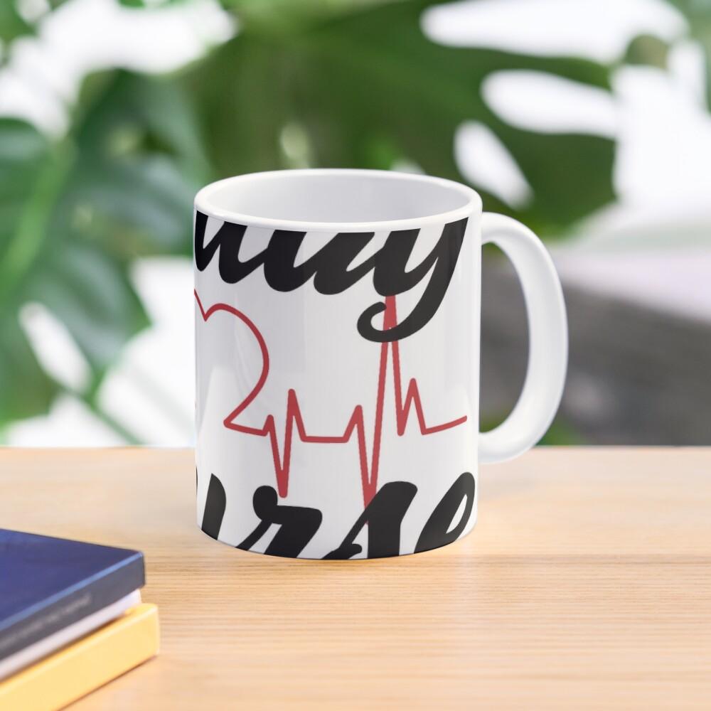 Funny 11 oz Black Ceram Nurse Coffee Mug Be Safe At Night Sleep With A Nurse