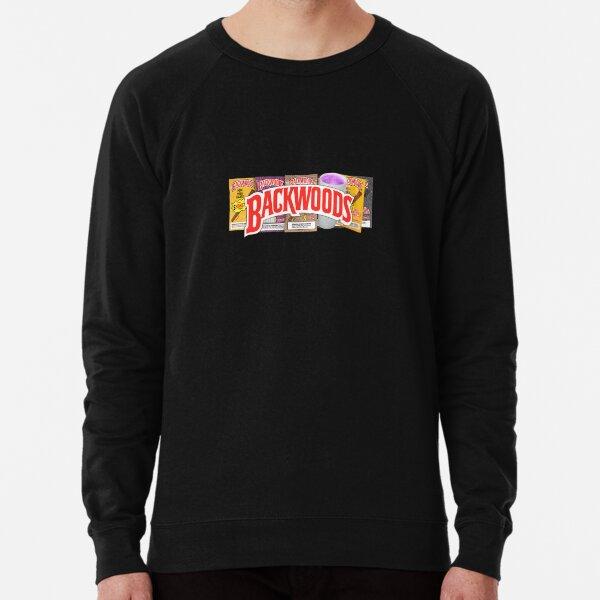 DESIGN DE BACKWOODS Sweatshirt léger