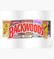 BACKWOODS DESIGN Poster