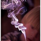 joss stick by Terence J Sullivan