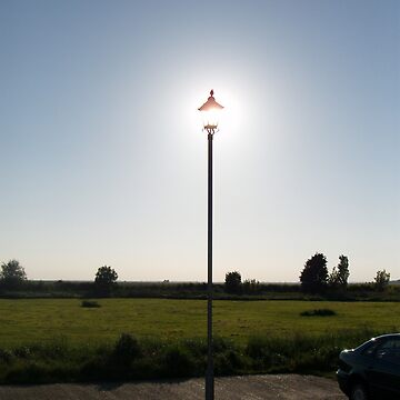 Sunlamp by rimbaud3000