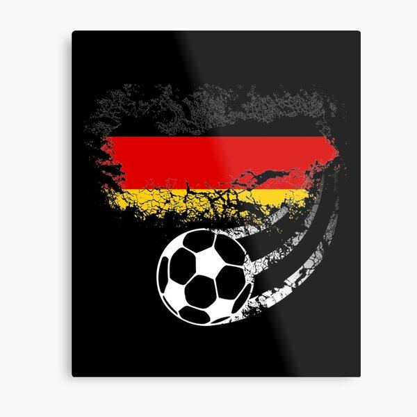 Germany Football World Cup Metal Print