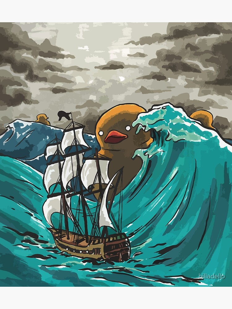Deep-Sea Duckies by billadello