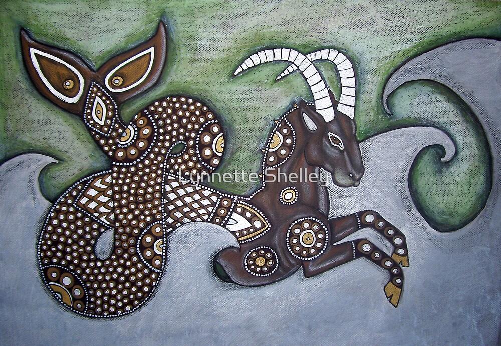 The Sea Goat by Lynnette Shelley