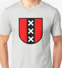 amsterdam triple xxx holland  Netherlands Unisex T-Shirt
