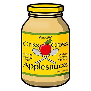 Criss Cross Applesauce by Robzilla178
